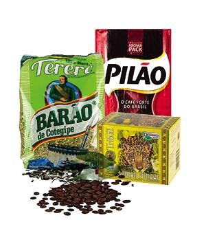 Yerba Mate / Kaffee / Tee