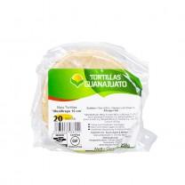 GUANAJUATO MexWraps - Mais Tortillas - Tortillas de Maíz, Ø 10cm, 250g