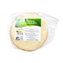 GUANAJUATO MexWraps - Mais Tortillas - Tortillas de Maíz, Ø 15cm, 250g