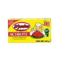EL YUCATECO Achiote Paste - Achiote en Pasta, 100g