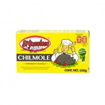 EL YUCATECO Chilmole Gewürzpaste - Condimento Chilmole, 100g