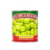 EL MEXICANO Ganze Grüne Tomatillos - Tomatillos Enteros, 2840g