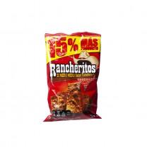 RANCHERITOS - Maistortillachips mit Chili - Totopos de Maiz Nixtamalizado con Chile, 60g