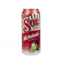 SOL Biermischgetränk - Cerveza Michelada, 3,5% vol, Dose 473ml