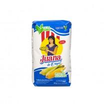 JUANA de Origen - Weißes Maismehl - Harina de Maiz Blanco, 1 kg