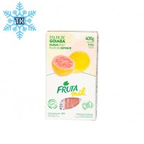 FRUTAMIL Guave Fruchtpüree - TK-Produkt - Polpa de Goiaba, 400g