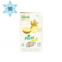 FRUTAMIL Ananas Fruchtpüree - TK-Produkt - Polpa de Abacaxi, 400g