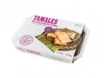 LA REINA - Tamales mit Cochinita Pibil - Tamales de Cochinita Pibil, 315g