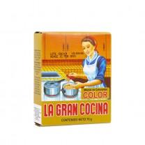 TRIGUISAR COLOR -  Lebensmittelfarbe-Mischung Mezcla de Colorantes, 70g