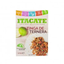 ITACATE Mexikanisches Gericht - Tinga de Ternera, 300g