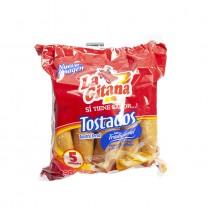LA GITANA - Getoastetes Brot - Pan Tostado, 110g