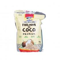 DA TERRINHA - Premium Kokosmehl - Farinha de Coco Premium, 400g