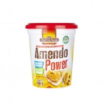 DACOLONIA Amendo Power - Erdnussbutter - Pasta Integral de Amendoim, 500g