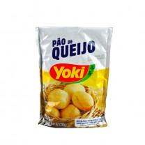 YOKI Fertigmischung für Käsebrötchen Mistura para Pão de Queijo 250g
