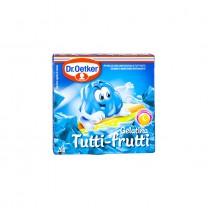 "DR. OETKER - Wackelpudding ""Tutti-Frutti"" - Gelatina Sabor Tutti-Frutti, 20g"