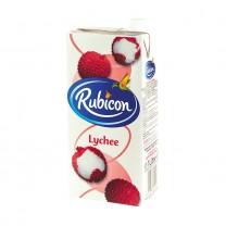 RUBICON Lycheesaft Suco de Lichia 1L