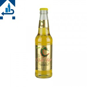 Cerveza CAVE CREEK Chilli Beer 330ml --DPG--
