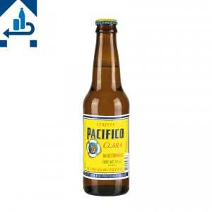 Cerveza PACIFICO Clara, 4,5% vol 325ml --DPG--