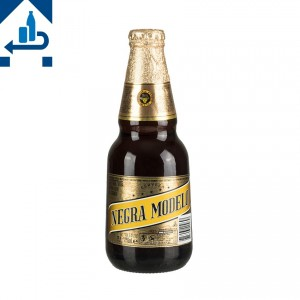 Cerveza NEGRA MODELO, 5,3% vol. 355ml - DPG -