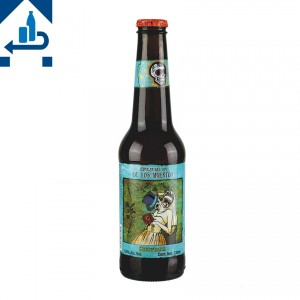 Cerveza DIA DE LOS MUERTOS - Hefeweizen 330ml -DPG