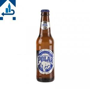 POLAR Pilsener Bier 330ml --DPG--