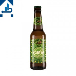 Cerveja AMAZON FOREST Bacuri 330ml --DPG--