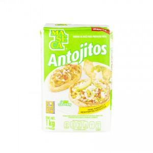 MASECA Maismehl  für Antojitos - Harina de Maíz für Antojitos, 1 kg