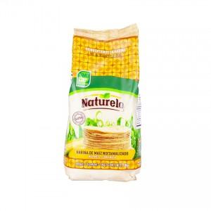 Harina de Maiz Nixtamalizado NATURELO 1Kg