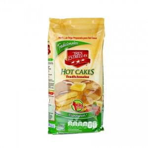 Harina para Hot Cakes TRES ESTRELLAS 1kg