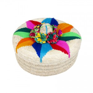 Tortilla Korb Sombrero - Tortillero de Palma
