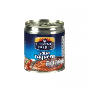 Salsa Taquera CLEMENTE JACQUES 210g
