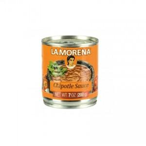 Salsa Picante de Chiles Chipotle LA MORENA 200g
