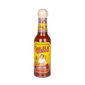 CHOLULA Chili-Sosse Chipotle Salsa Picante Chipotle 150ml