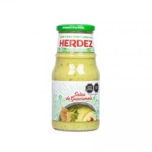 Salsa de Guacamole HERDEZ 445g