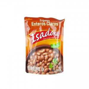 Frijoles Enteros Claros ISADORA 454g