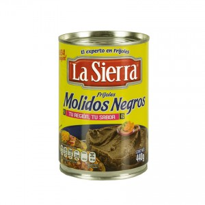 Frijoles Molidos Negros LA SIERRA 440g
