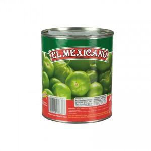 EL MEXICANO Ganze Grüne Tomatillos - Tomatillos Enteros, 767g