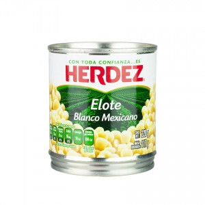 Elote Blanco Mexicano HERDEZ 220g