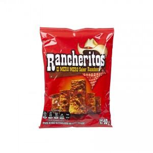 RANCHERITOS - Maistortillachips mit Chili - Totopos de Maiz Nixtamalizado con Chile, 40g