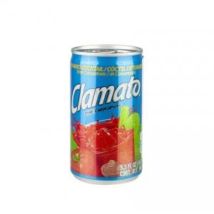 CLAMATO Tomaten-Fruchtsaftgetränk El Original- Cóctel de Tomate 163ml