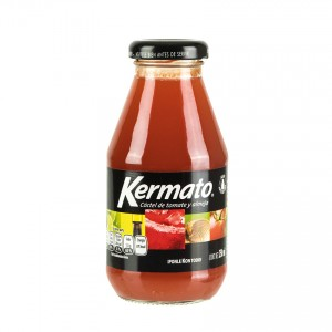 Cóctel de Tomate y Almeja KERMATO 245ml
