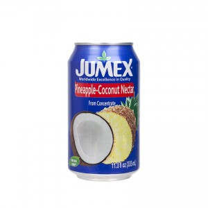 JUMEX Ananas-Kokos-Nektar - Néctar de Piña y Coco, 335ml
