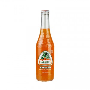 JARRITOS Mandarina 370ml (Glasflasche)