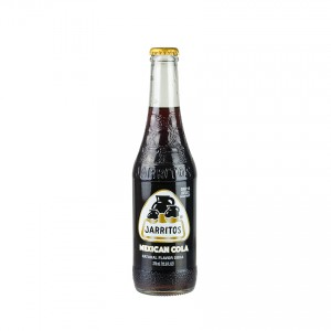 JARRITOS Cola Mexicana 370ml (Glasflasche)