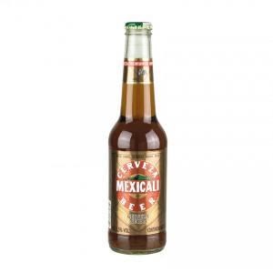 Cerveza MEXICALI Special Dark Beer, 5,5% vol.