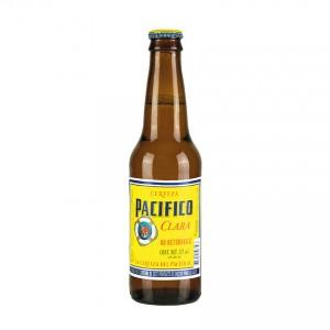 GRUPO MODELO Bier aus Mexiko Cerveza Pacifico Clara 325ml 4,5% vol