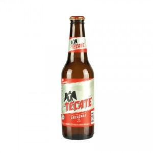 Cerveza TECATE, 4,5% vol.
