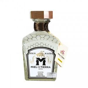 Mezcal MIEL DE TIERRA Joven, 100% Agave, 40% vol