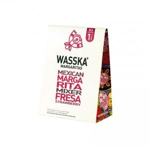 WASSKA Mexican Margarita Fresa 125g