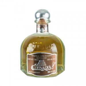 Tequila Reposado LA COFRADIA, 38% vol.